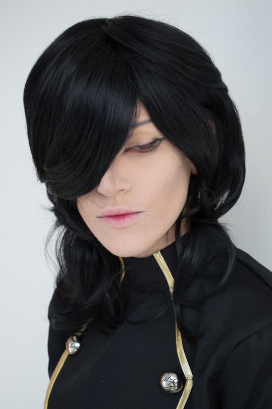 Ensemble Stars Rei Sakuma Wig Review by Nyarth 5