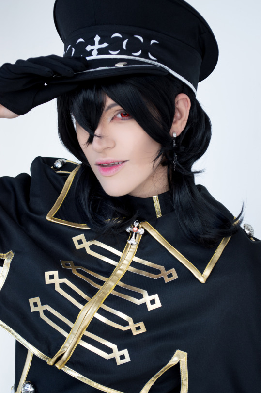Ensemble Stars Rei Sakuma Wig Review by Nyarth 6