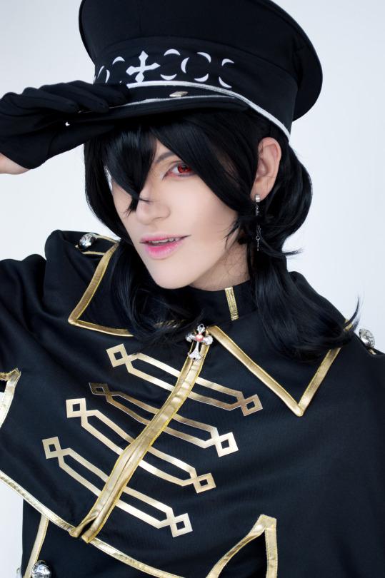 Ensemble Stars Rei Sakuma Wig Review by Nyarth 6