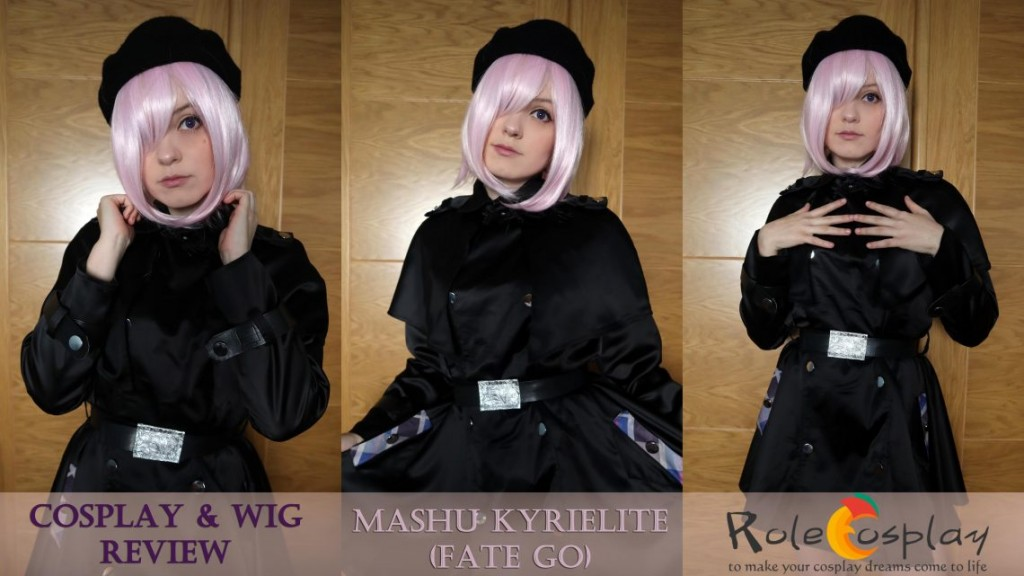 FGO Matthew Kyrielite Cosplay Review by SHIRO YCHIGO 1