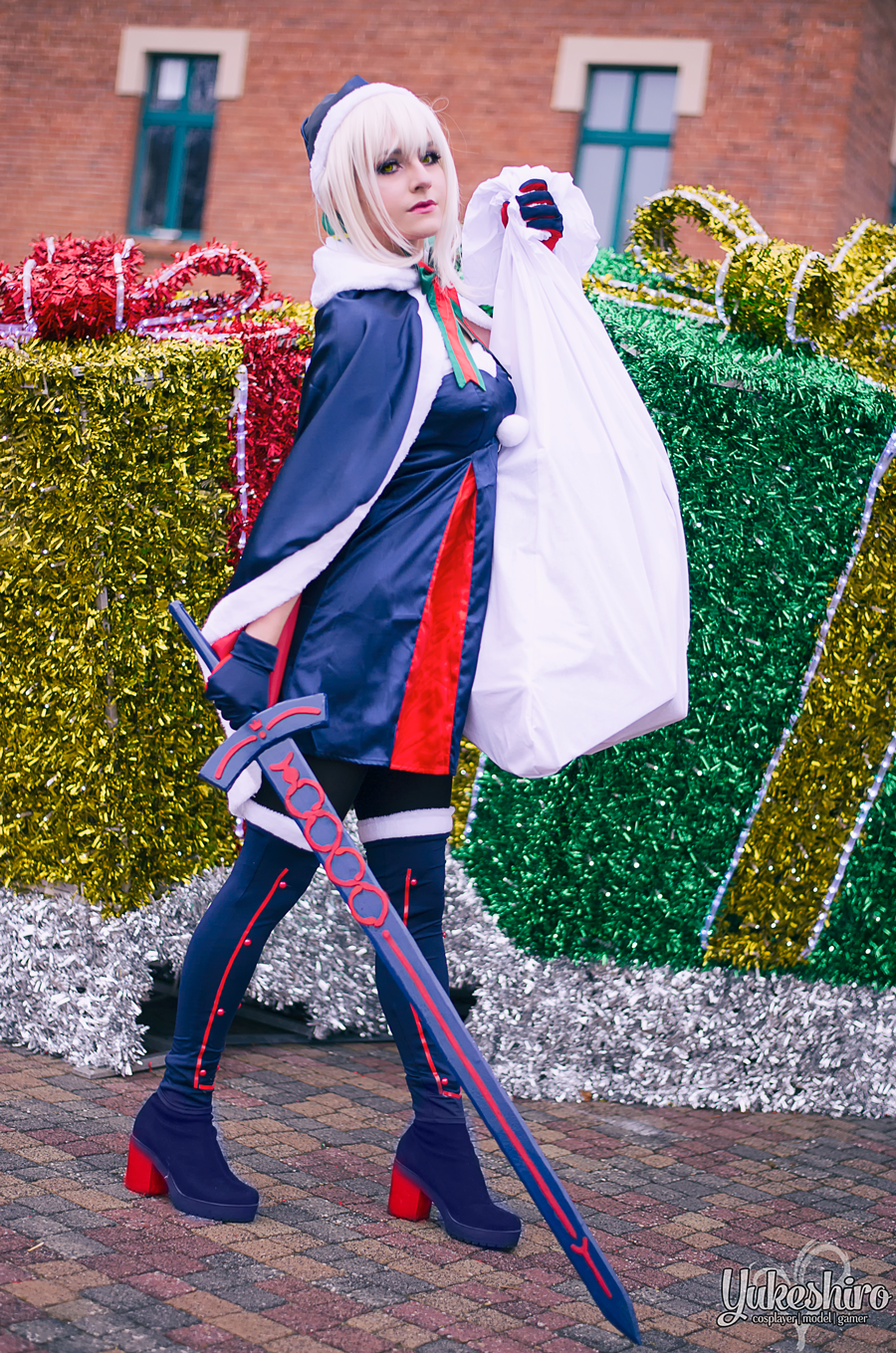 FGO Santa Alter Cosplay Review by Yukeshiro (1)