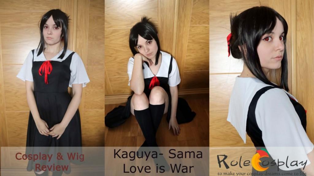 Love is War Kaguya Shinomiya Cosplay Review 1