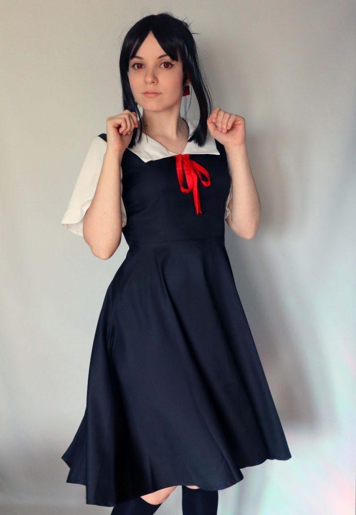 Love is War Kaguya Shinomiya Cosplay Review 20