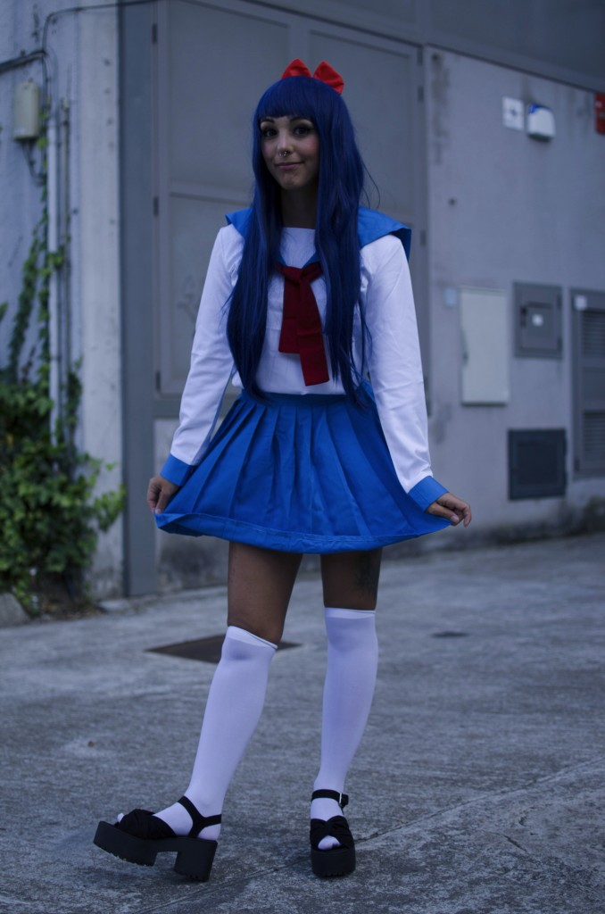POP TEAM EPIC Pipimi Cosplay Review By kvnai 1