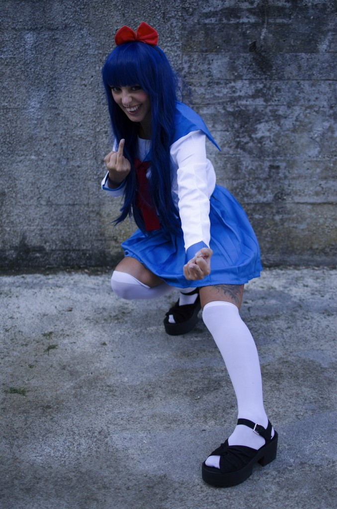 POP TEAM EPIC Pipimi Cosplay Review By kvnai 4