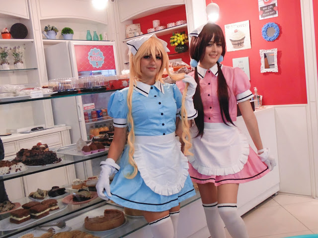 Blend S Kaho Hinata Costume Review by Hey Mary! 11