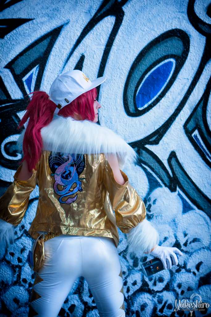 LOL Prestige KDA Akali cosplay review by Yukeshiro (1)