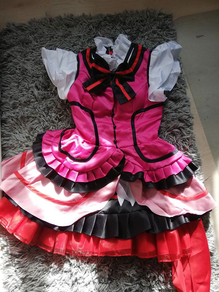 Love Live! Nico Yazawa Costume Review by Nayo cosplay2