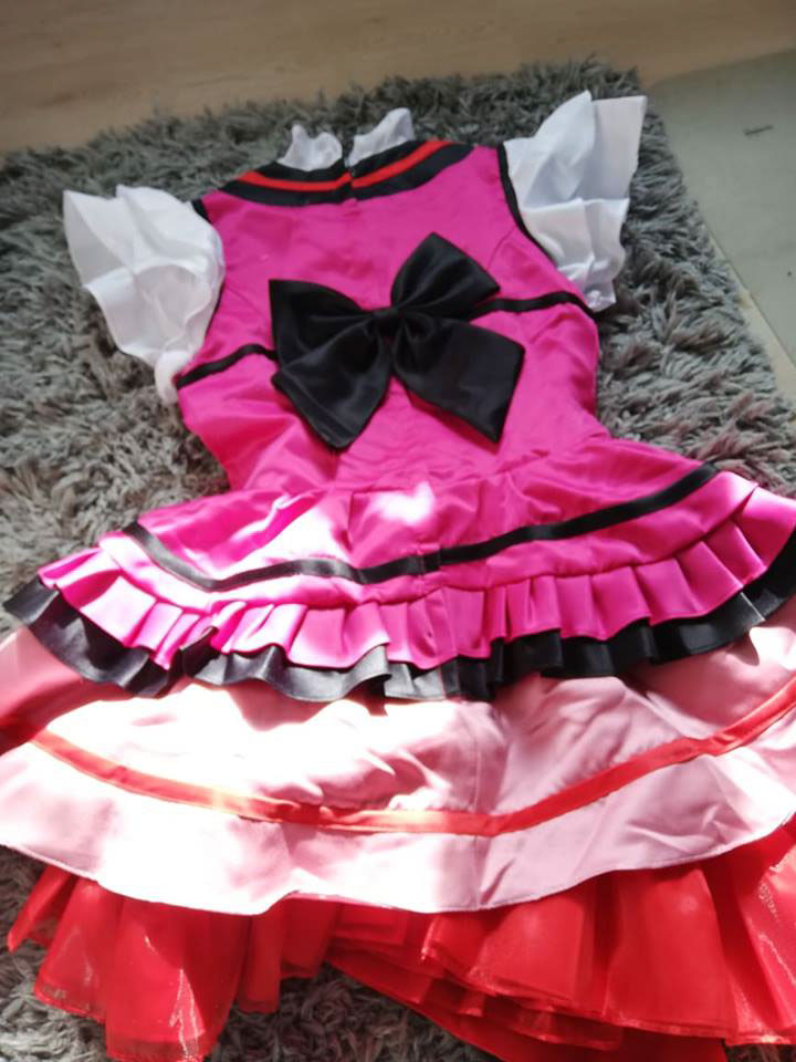 Love Live! Nico Yazawa Costume Review by Nayo cosplay3