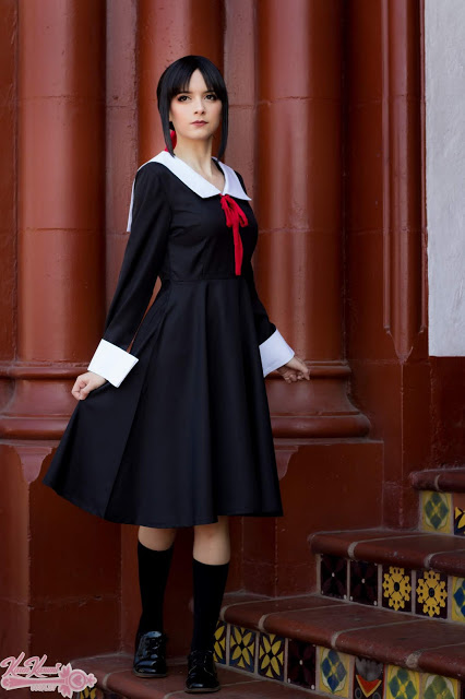Love is War Kaguya Shinomiya Costume Review 1