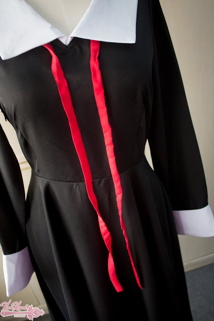 Love is War Kaguya Shinomiya Costume Review 13