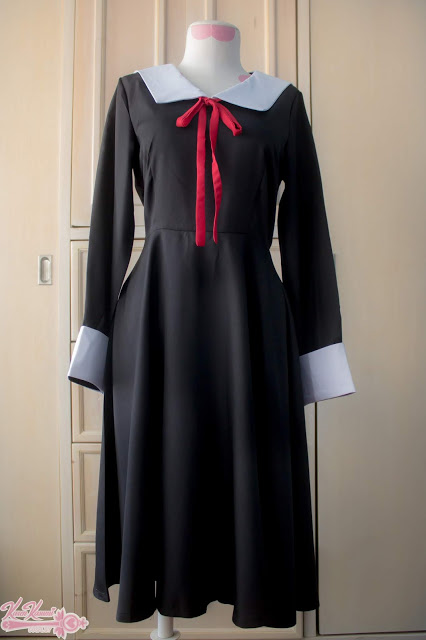 Love is War Kaguya Shinomiya Costume Review 3
