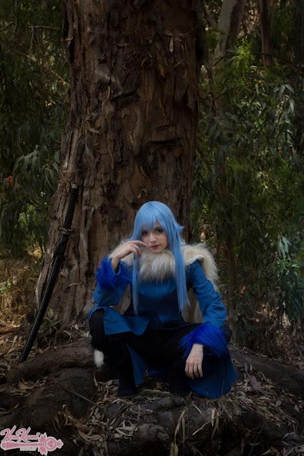 TenSura Rimuru Costume Review by Karen Kasumi2