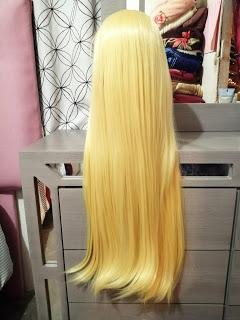 Arifureta Yue Blonde Wig Review by Marayacosplay5