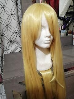 Arifureta Yue Blonde Wig Review by Marayacosplay8