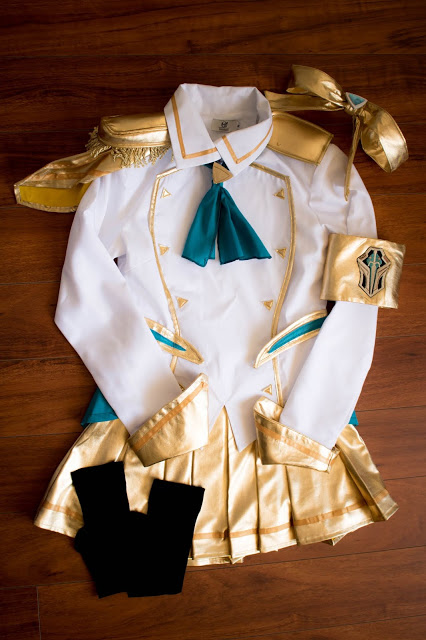 LOL Battle Academy Prestige Lux Cosplay Revew-3