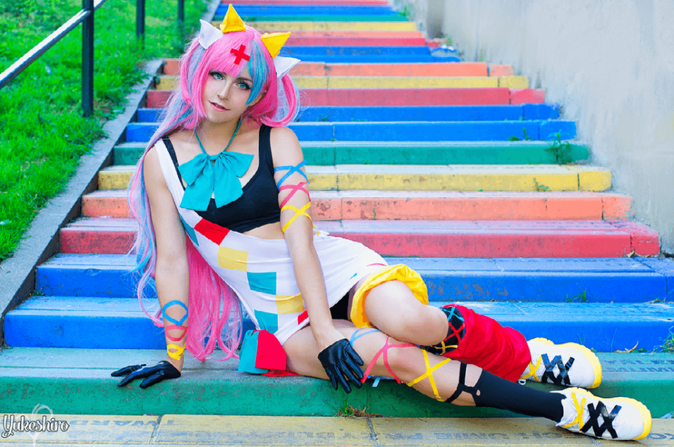 Pinky Pop Hepburn Cosplay Review by Yukeshiro1