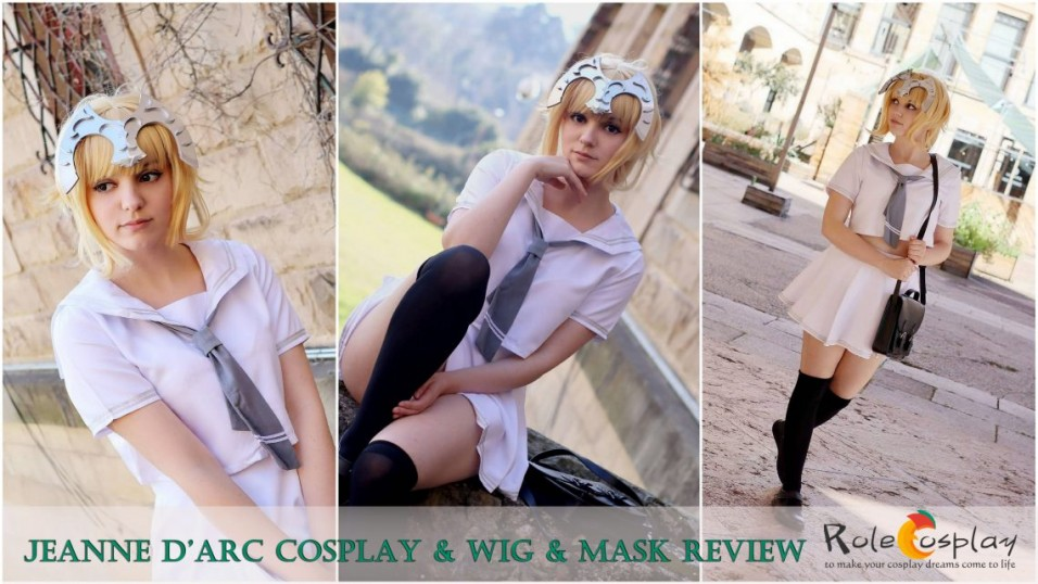Fate Jeanne D'Arc Cosplay Review by SHIRO YCHIGO1