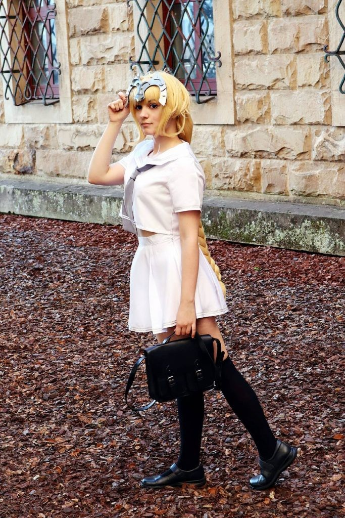 Fate Jeanne D'Arc Cosplay Review by SHIRO YCHIGO21