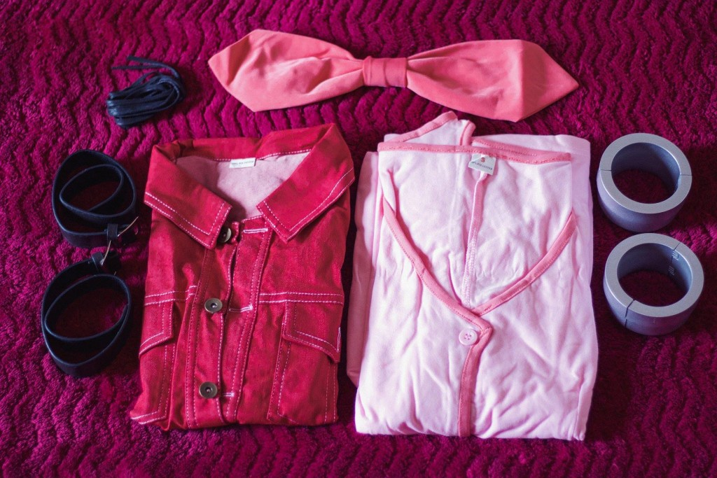 Final Fantasy VII 7 Aerith Cosplay Costume Review-5