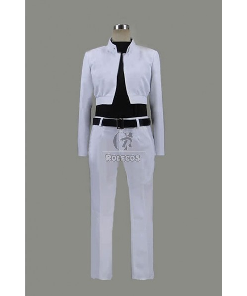 Blood Blockade Battlefront Zapp Renfro Cosplay Costume