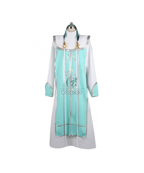 Tales Of The Abyss Ion Long Dress Cosplay Costume