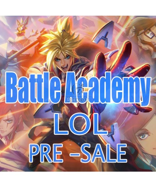 LOL Battle Academy Cosplaay Costume Pre-Sale Link