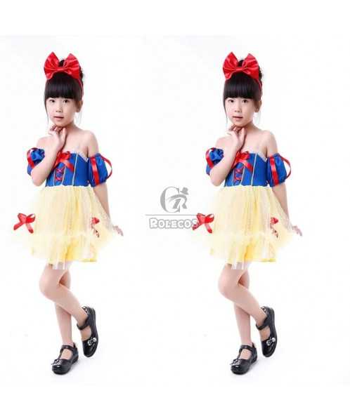 Baby girls snow white dress costume outfit fancy dress