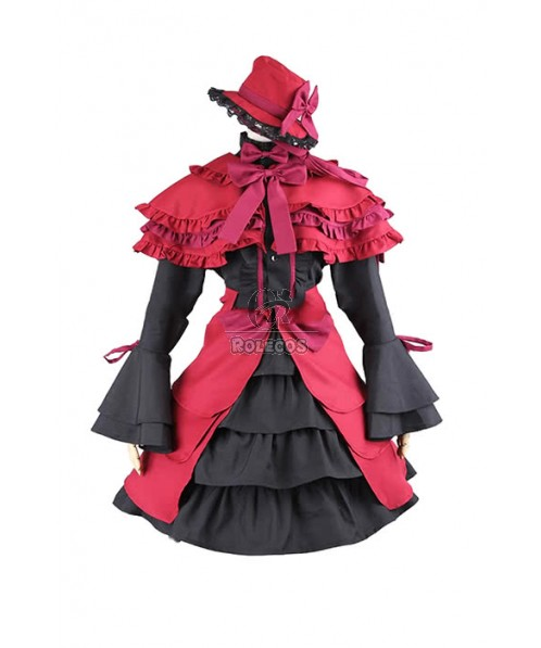 K Project Kushina Anna Lolita Cosplay Costume