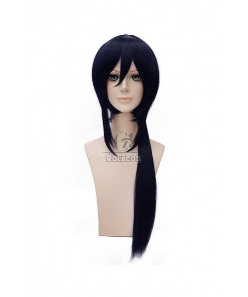60cm Straight K Project Yatogami Kuroh Cosplay Wig