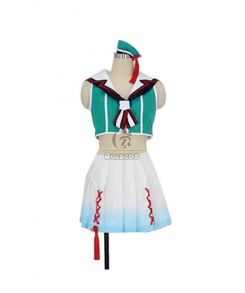 Kantai Collection Maya Kai Ni Cosplay Costume