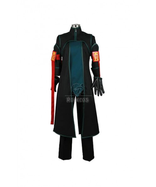 Tales Of The Abyss Sync Cosplay Costume