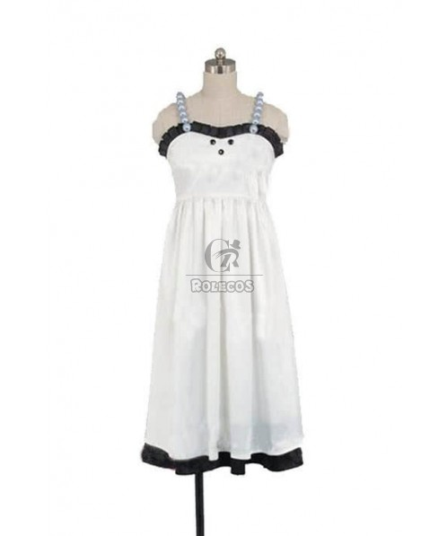 K-ON! Lolita Dress Hirasawa Yui 2nd Cosplay Costume