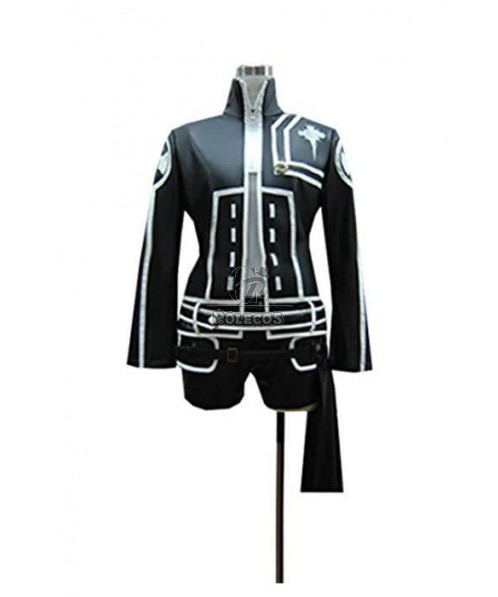 D.Gray-man Lenalee Lee Exorcist 2nd Cosplay Costume