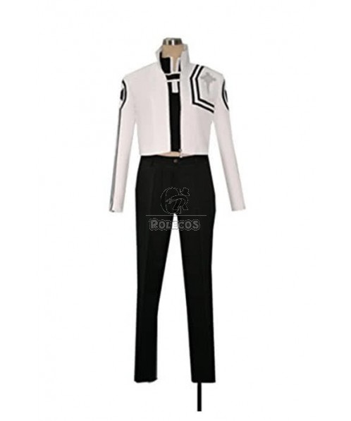 D.Gray-man Bak Chang Cosplay Costume
