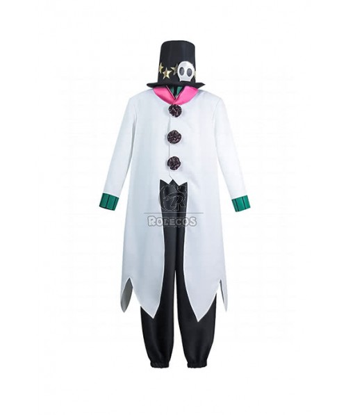 D.Gray-man The Earl of Millennium Cosplay Costume