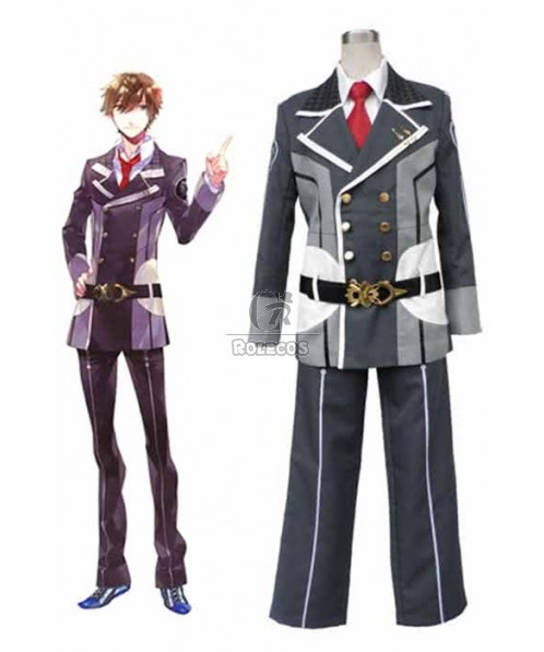 Starry Sky Yoh Tomoe School Uniform Cosplay Costume