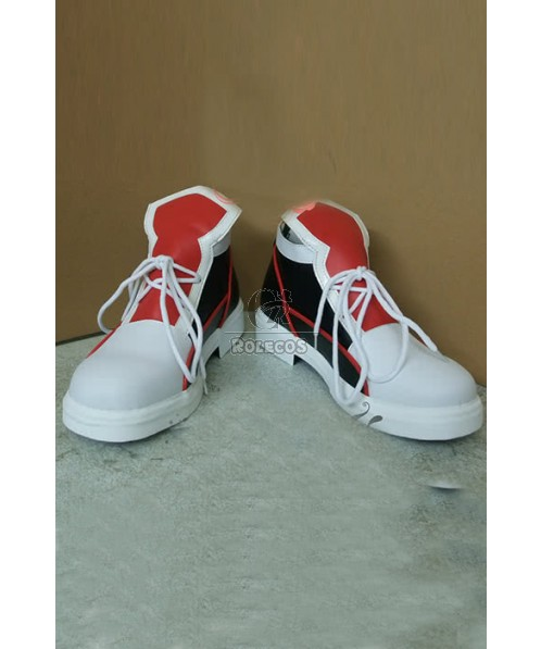 The Legend Of Heroes Kevin Graham White Cosplay Shoes