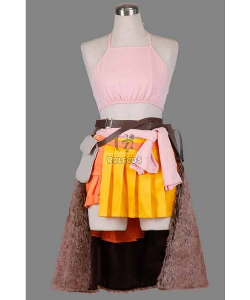 Final Fantasy 13-1 Generation Of Vanilla Cosplay Costumes
