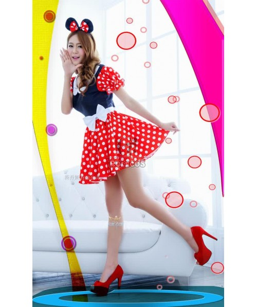 Lovely Micky Dress For Fashion Ladies Cute and Sweet