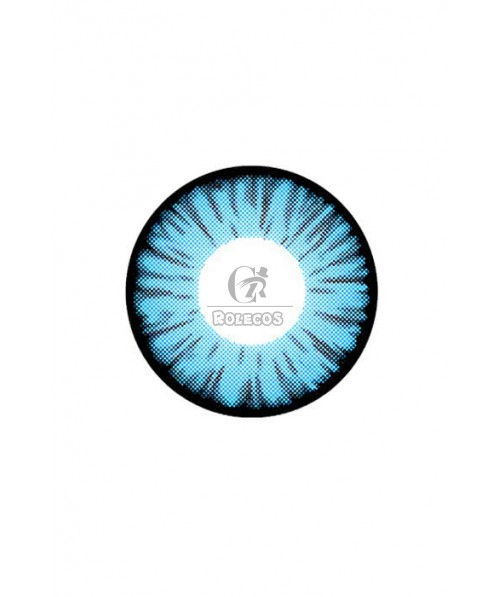 Hatsune Colorful Cospaly Contact Lenses