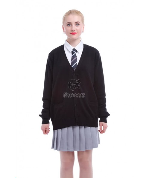 Japanese School Uniform Knitwear Cardigan Lovers Pack Cosplay Costumes