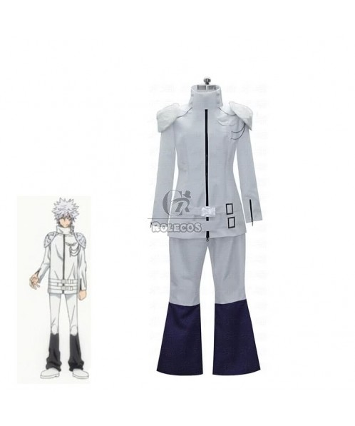 Hitman Reborn Byakuran Cosplay Costume Custom Made