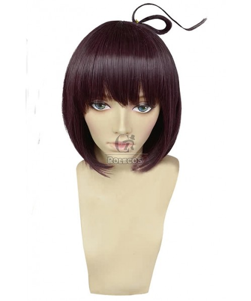 Kabaneri Of The Iron Fortress Mumei Cosplay Wigs Short Battle Hairs Wigs