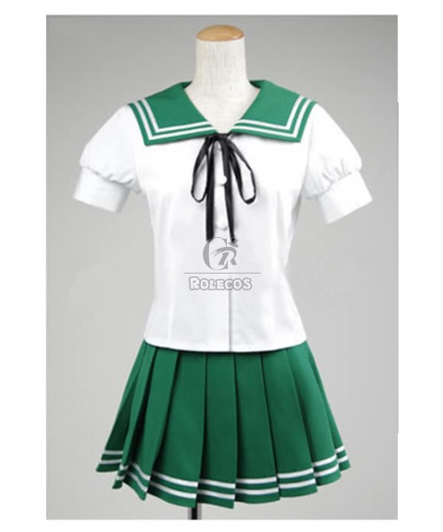 Kantai Collection Kancolle Destroyers Mutsuki Cosplay Costume Outfit
