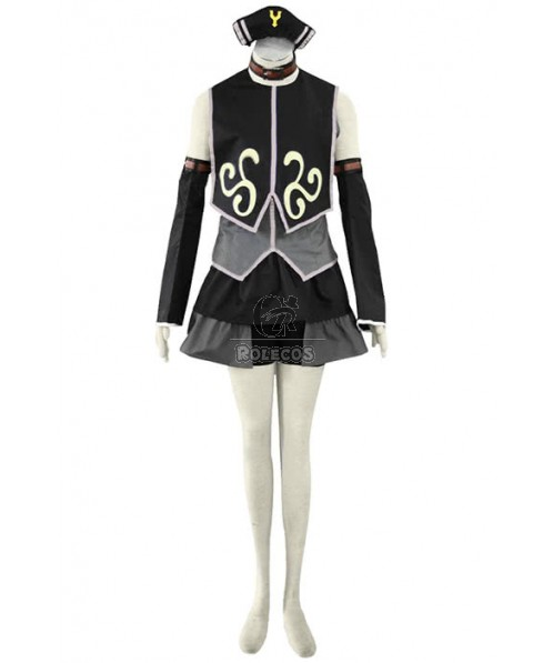 Tales Of The Abyss Arietta First Generation Cosplay Costume