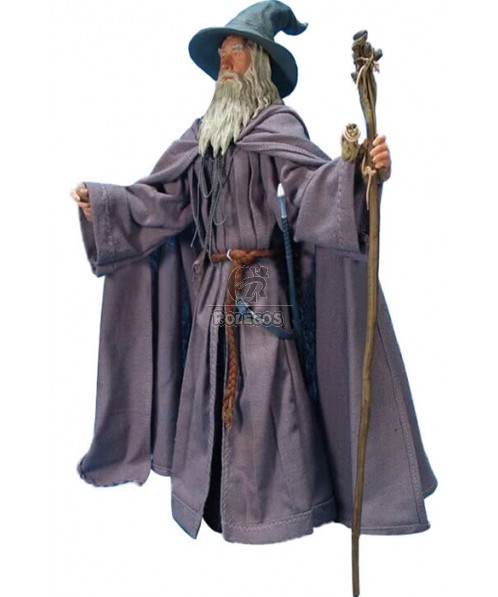 Lord of the Rings Wizard Gandalf  Cosplay Costume