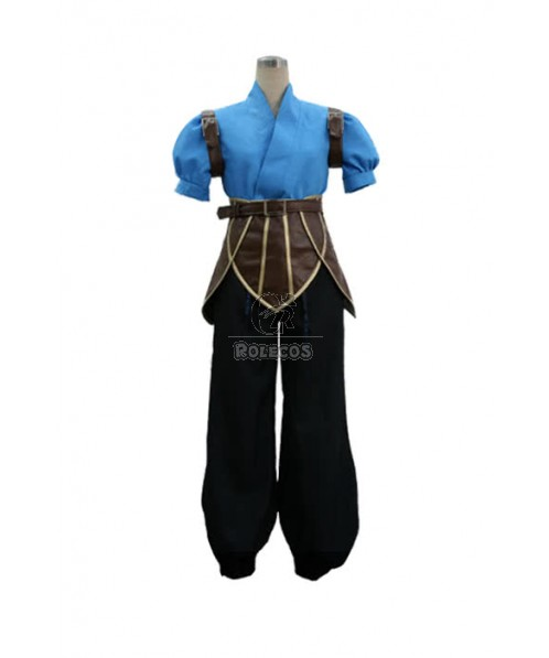 Tales Of The Abyss Luke Fone Fabre Cosplay Costume