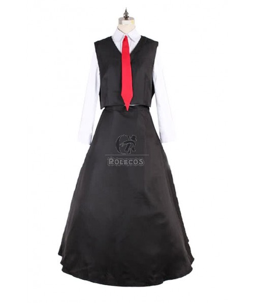 Touhou Project Rumia Cosplay Costume Custom Made