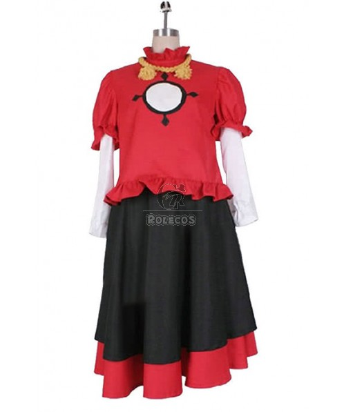 Touhou Project Kanako Yasaka Cosplay Costume Custom Made